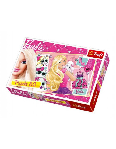 Barbie - 60 db-os puzzle - Trefl