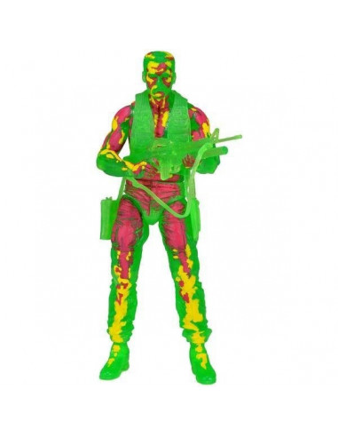 Thermal vision Dutch - NECA - Predator