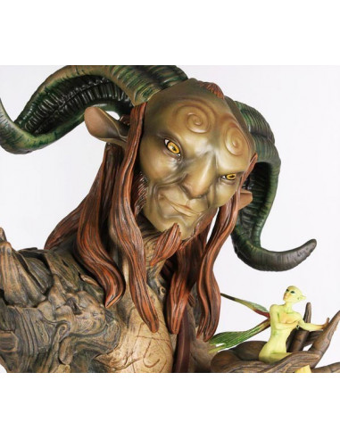 Faun figura - Pan's Labyrinth - Gentle Giant Limited Edition
