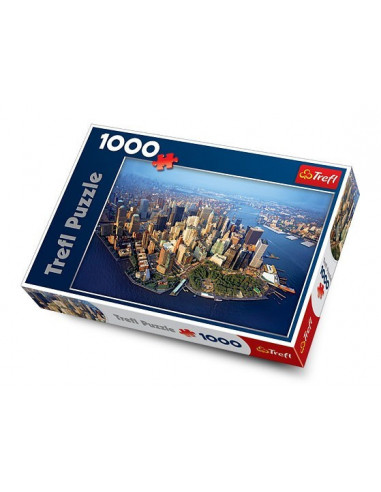 New York - 1000 db-os puzzle - Trefl