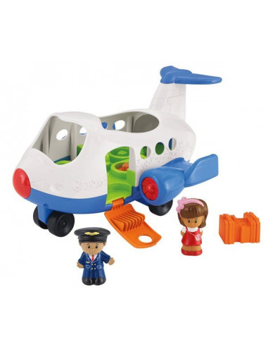 Fecsegő repcsi - Little People - Fisher Price