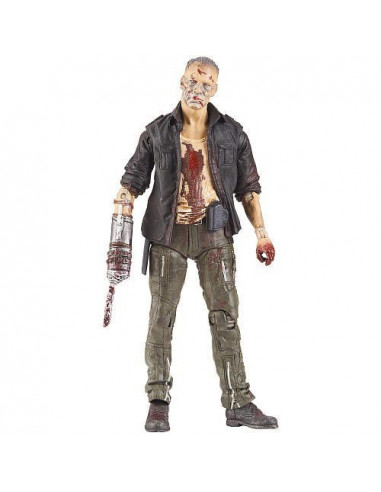 Merle Dixon Zombie figura - The Walking Dead
