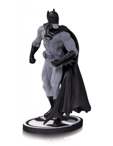 Batman szobor - Black and White Series - DC Collectibles