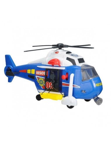 Elemes Mentőhelikopter - Dickie Toys