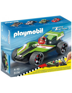 Turbo versenyautó - Playmobil 5174