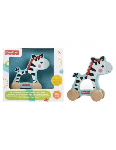 Gurulós zebra - Fisher Price