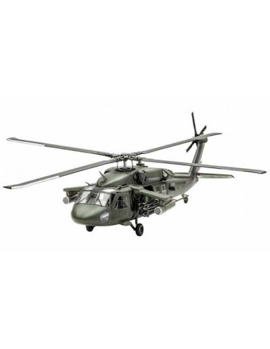 UH-60A Transport Helicopter - Revell 04940