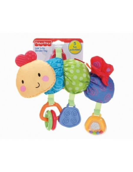 Hernyó barát - Fisher Price