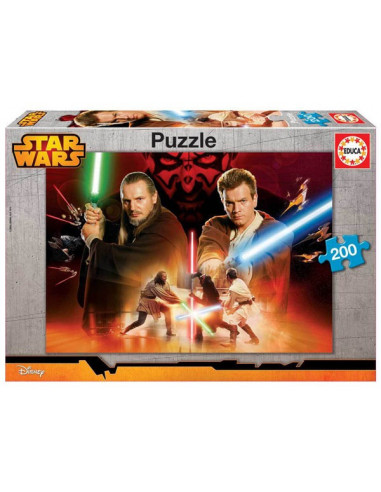 Star Wars - 200 db-os puzzle - Educa 16165