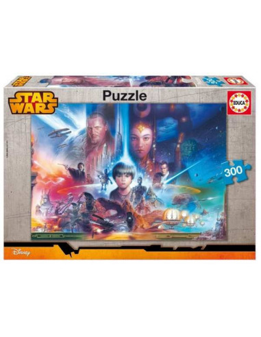 Star Wars puzzle - 300 db - Educa