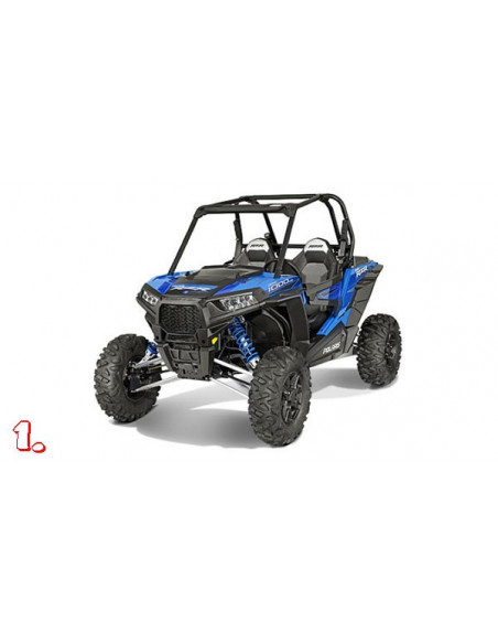 Polaris RZR XP1000 buggy - New Ray - kétféle
