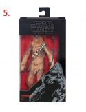 Star Wars episode 7 figura - többféle - Hasbro - The Black Series - 5. Chewbacca
