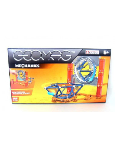 Geomag mechanics - 164 db