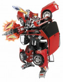 Mtsubishi Lancer Evolution IX - 1:12 méret - Roadbot Transformer játék