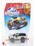 Jurassic World kisautó - Matchbox - 7. Questor