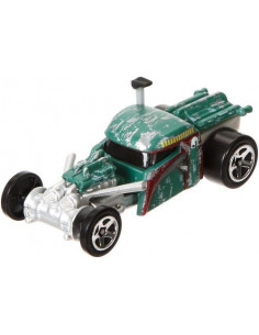Star Wars kisautó - Boba Fett - Hot Wheels