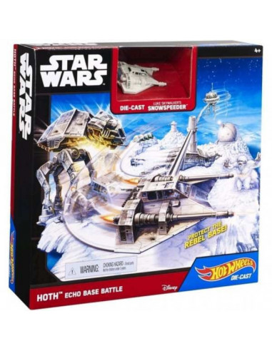 Star Wars Echo Bázis Csata - Hot Wheels
