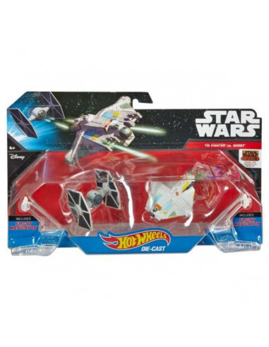 TIE vadász a Kísértet ellen - Star Wars - Hot Wheels