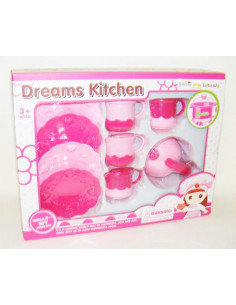 Dreams Kitchen tea szett