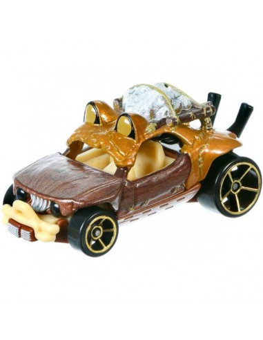 Star Wars kisautó - Wicket - Hot Wheels