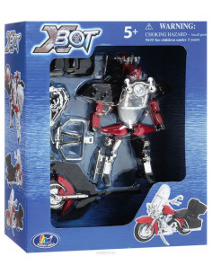 X-Bot robottá alakítható motor