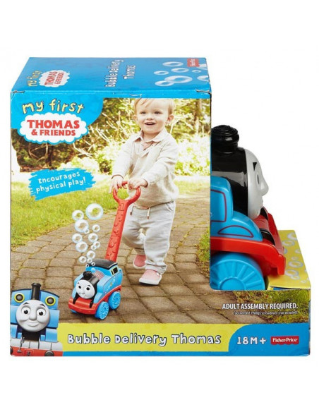 Thomas buborékfújó mozdony - Fisher Price