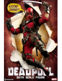 Deadpool Sixth Scale figura - Sideshow Collectibles (A negyedik fal!)