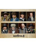 Bob The Mexican - The Hateful Eight - NECA