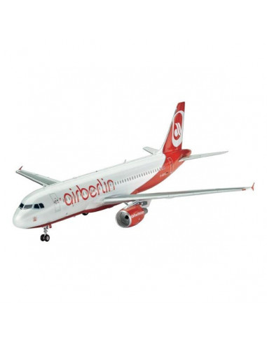Airbus A320 Air Berlin makett - Revell 04861