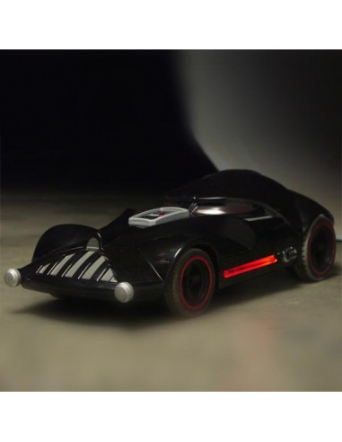 Hot Wheels RC Darth Vader - távirányítós autó - Mattel