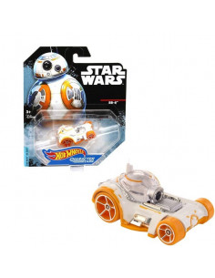 Star Wars kisautó - BB-8 - Hot Wheels