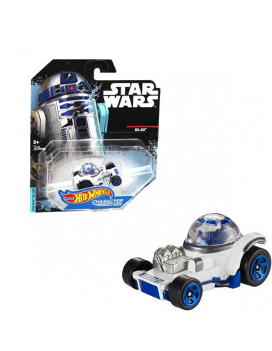 Star Wars kisautó - R2-D2 - Hot Wheels