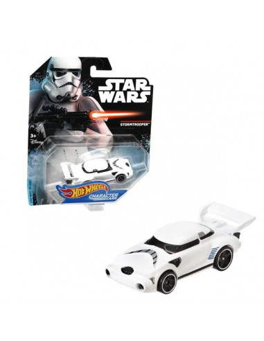 Star Wars kisautó - Stormtrooper - Hot Wheels