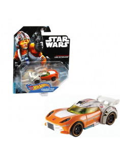 Star Wars kisautó - Luke Skywalker - Hot Wheels