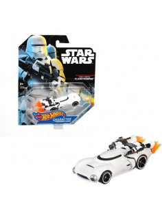 Star Wars kisautó - Első rendi Flametrooper - Hot Wheels