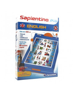 English - Sapientino Piú - Clementoni