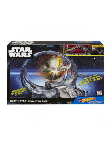 Star Wars Halálcsillag Carship szett - Hot Wheels