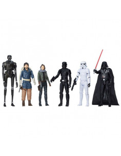 Star Wars: Rogue One figura pakk - 6 db - 30 cm - Hasbro