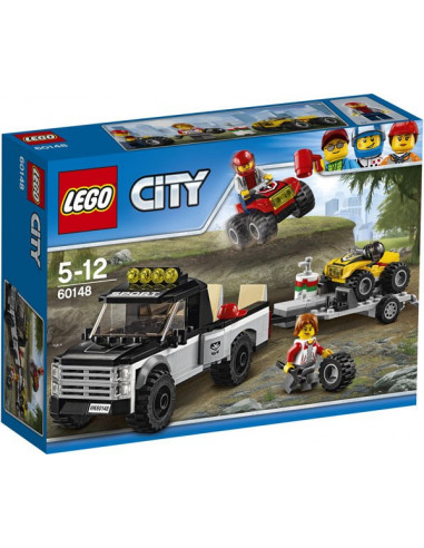 ATV versenycsapat - Lego City - 60148