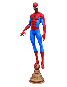 Spiderman figura - 23 cm - Diamond Gallery