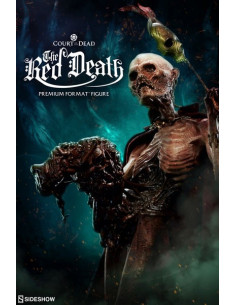 Avarkus - The Red Death - Court of the Dead - Sideshow Premium