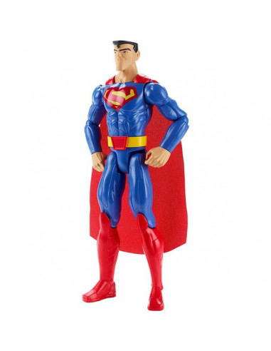 Superman akciófigura - Justice League Action - 30 cm