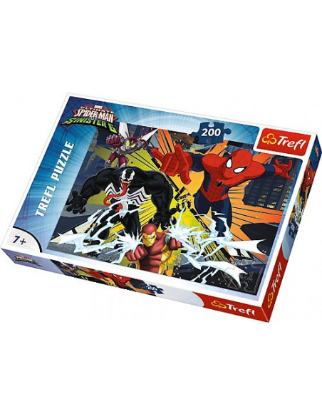 Sinister 6 - 200 db-os puzzle - Trefl 13205