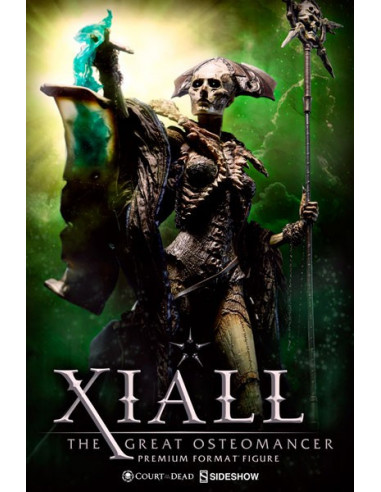 Xiall - The Great Osteomancer - Court of the Dead - Sideshow Premium