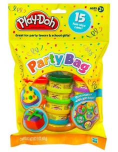 Play-Doh parti csomag - 15 tégely