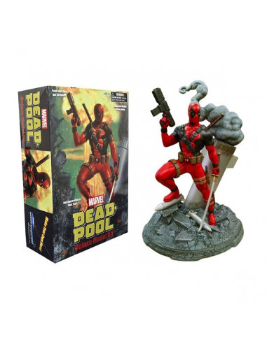 Deadpool Deluxe Model Kit - Diamond Select