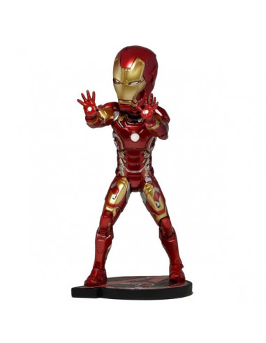 Ironman Headknocker - Bólogató vasember - 18 cm - NECA