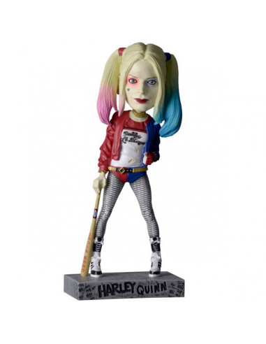 Harley Quinn Headknocker - Suicide Squad - 20 cm - NECA
