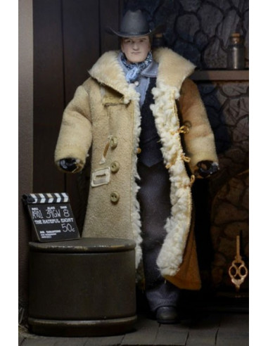 The Writer & Director - The Hateful Eight - NECA