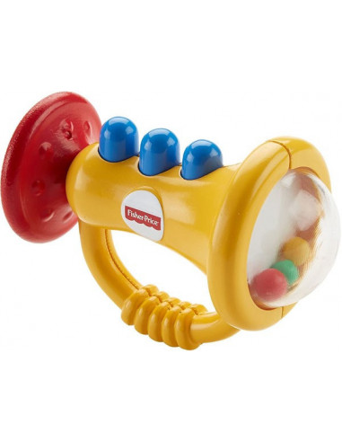 Trombita csörgő - Fisher Price